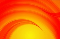 Smooth Wavy Vector Background