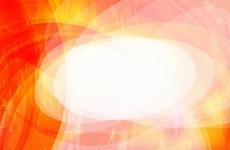 Free Abstract Orange Background
