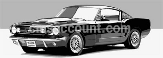 Ford Mustang 1960