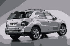 Mercedes ML 450