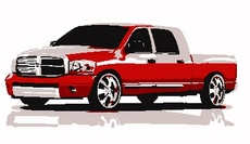 Legendary Dodge Ram