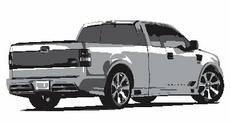 Ford F-150 Salen Pickup Truck