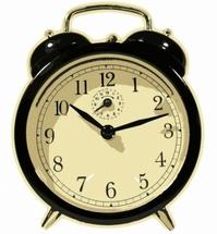 Free Vector Clock Graphic