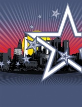 Cool Urban Vector Design [Corel Draw 9<]