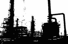 Old Factory Skyline