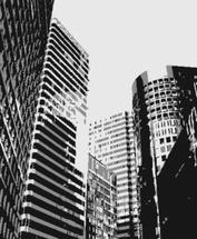 Around Skyscrapers