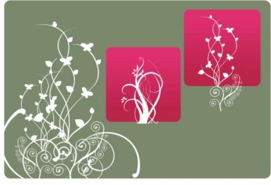 Simple Vector Plants