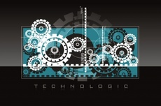 Technology Theme Vector Design