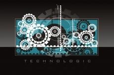 Technology Theme Vector Design