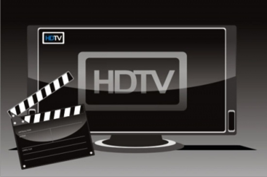 Free HD TV Vector Graphic