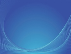 Free Smooth Blue Vector Background
