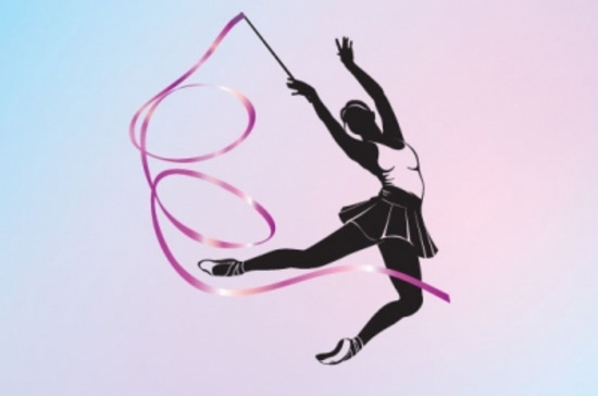 Dancer with Ribbon