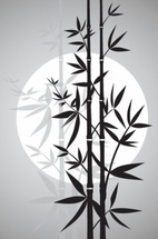 Free Bamboo Vector Illustration