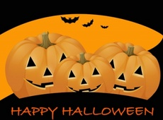 Free Halloween Pumpkins Vector Theme