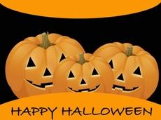 Vector Pumpkins - Halloween Free Vector Design