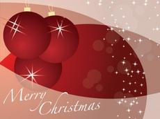 Holiday Postcard - Free Vector Design