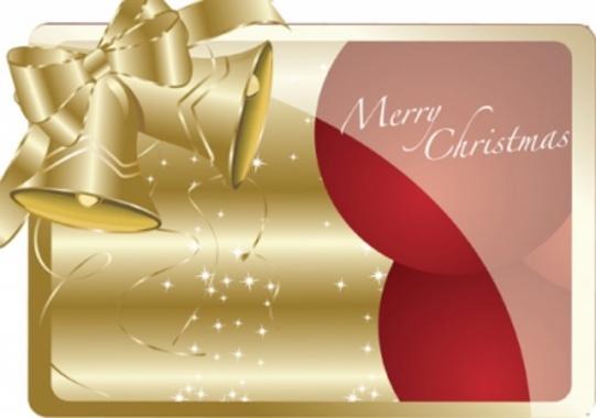 Holiday - Christmas Vector Card