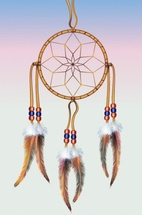 Dreamcatcher Native American Art