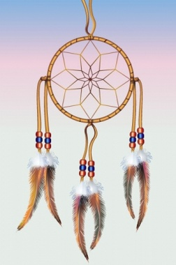 Dreamcatcher Native American Art