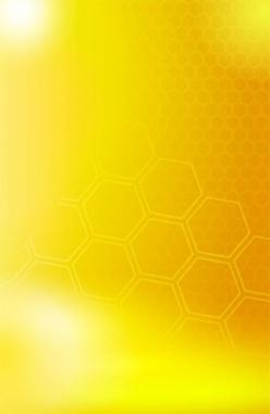 Honey Yellow Background