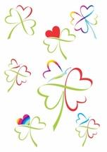Floral Clover Logo Design