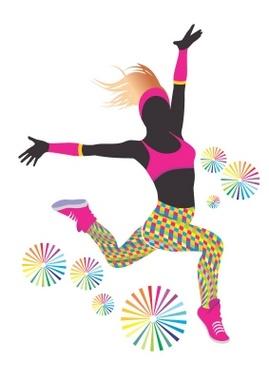 Disco Dancer Free Vector