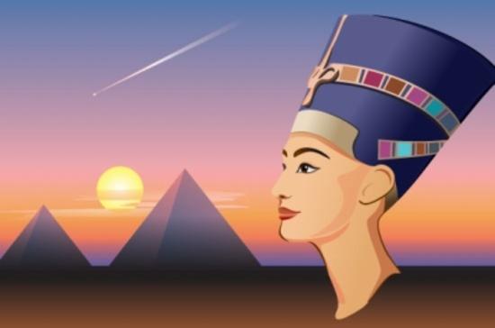 Vector Egyptian Concept