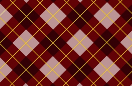 Browny Tartan Background