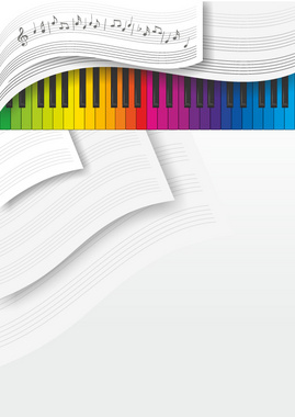 Musician Tunes Background