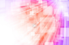 Pinky Abstract Vector Background