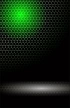 Black Meshy Vector Background