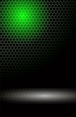 Black Meshy Vector Background