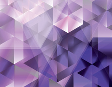 Colorful Diamonds Vector Background
